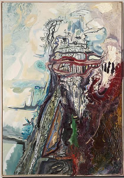 , 'Grrgantua Manhattan,' 2006, John Davis Gallery