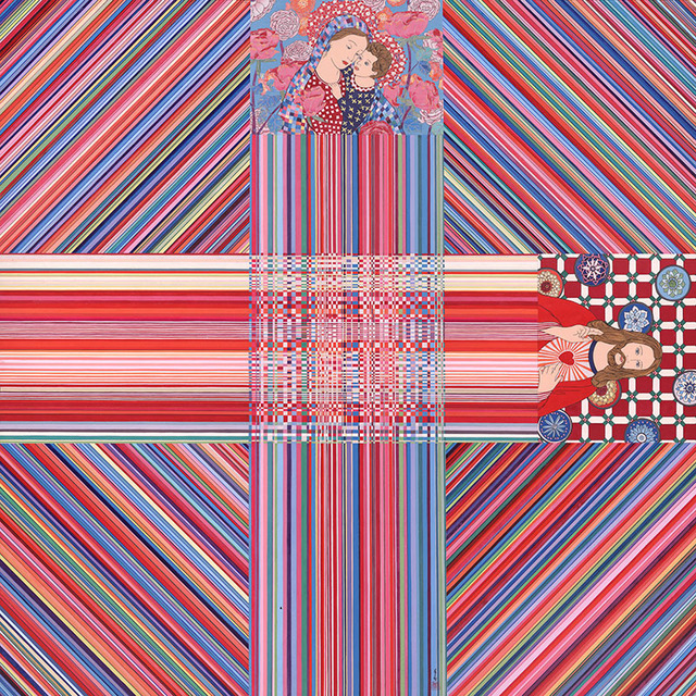 , 'The Reflection on Virgin Mary,' 2015, Line Gallery