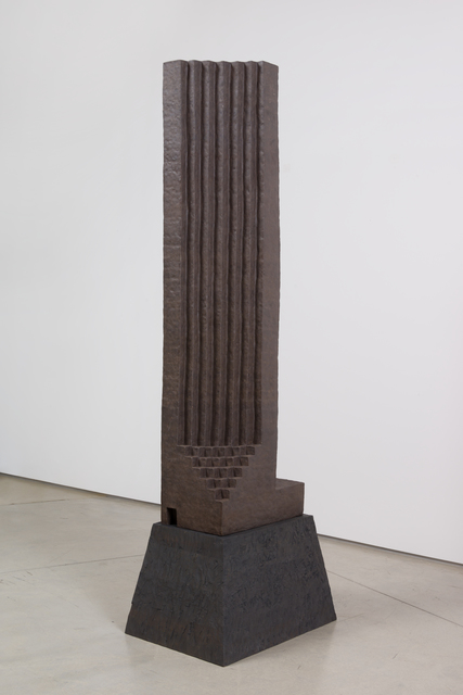 , 'Dark Tower,' 2017, L.A. Louver