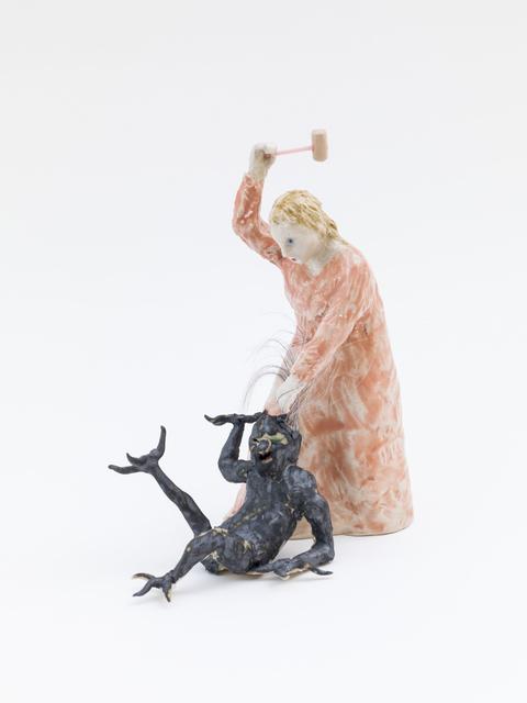 , 'Margaret of Antioch (Eastern),' 2015, Elizabeth Harris Gallery
