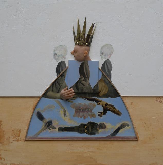 , 'Mon arc,' 2015, Blanca Soto Arte