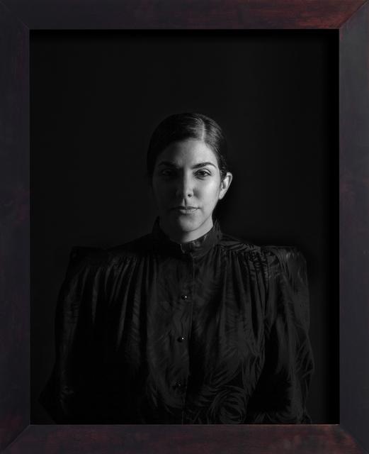 , 'Portrait of Woman as Dictator I,' 2018, Zilberman Gallery