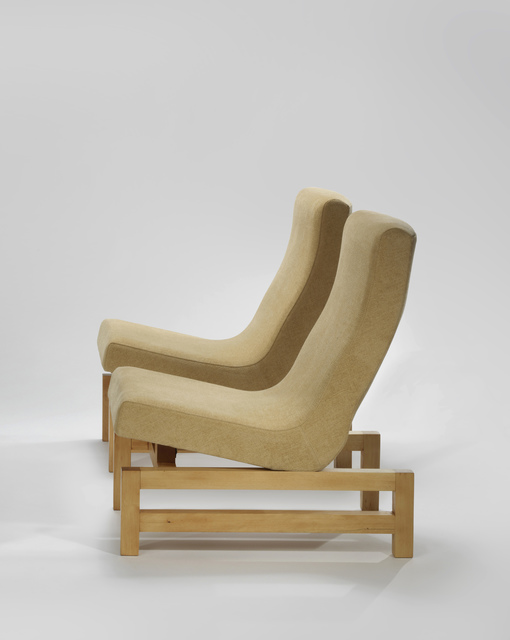 , 'Pair of Chairs,' 1962, Demisch Danant