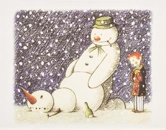 Rude Snowman