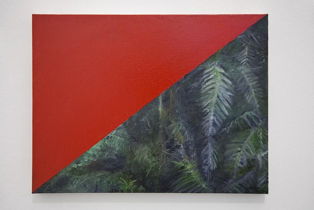 , 'Demarcation,' 2016, Athena Contemporânea