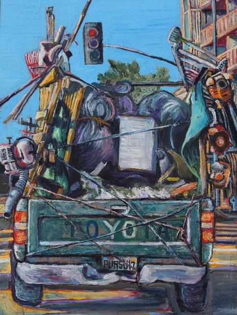 , 'Yo (Toyota),' 2016, CuratorLove
