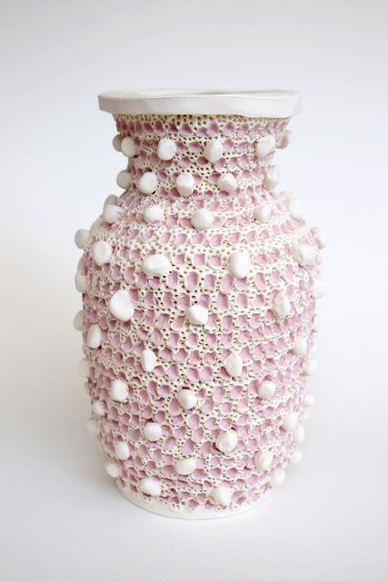 , 'Pinky Vase,' 2018, Mindy Solomon Gallery