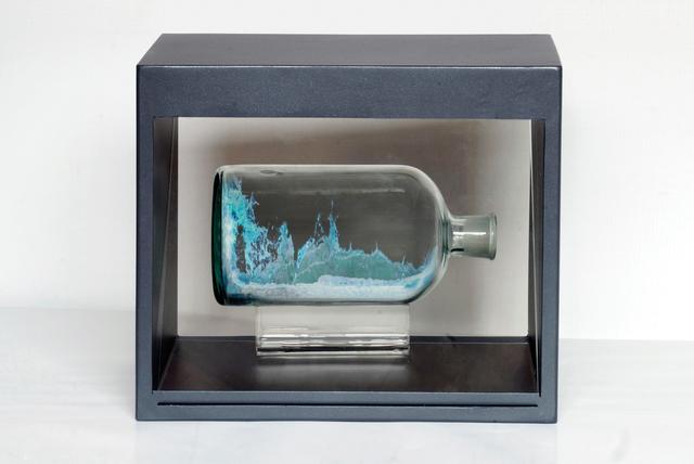 , 'Tempesta in Bottiglia,' 2017, Galleria Ca' d'Oro