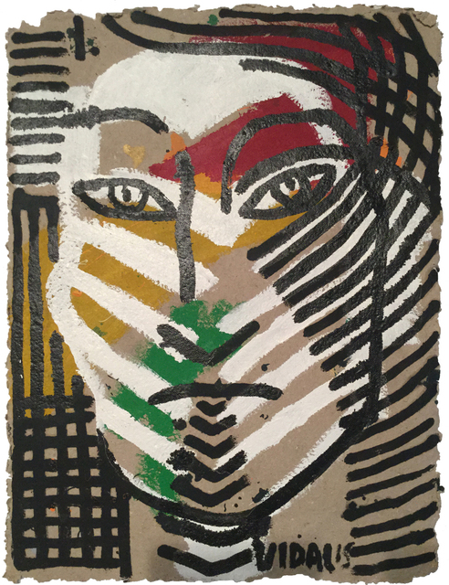 , 'Portrait Series 2 No.1,' 2015, Tiwani Contemporary