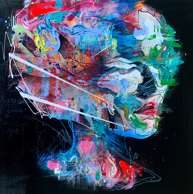 , 'Load The Life Force,' 2018, Jewel Goodby Contemporary