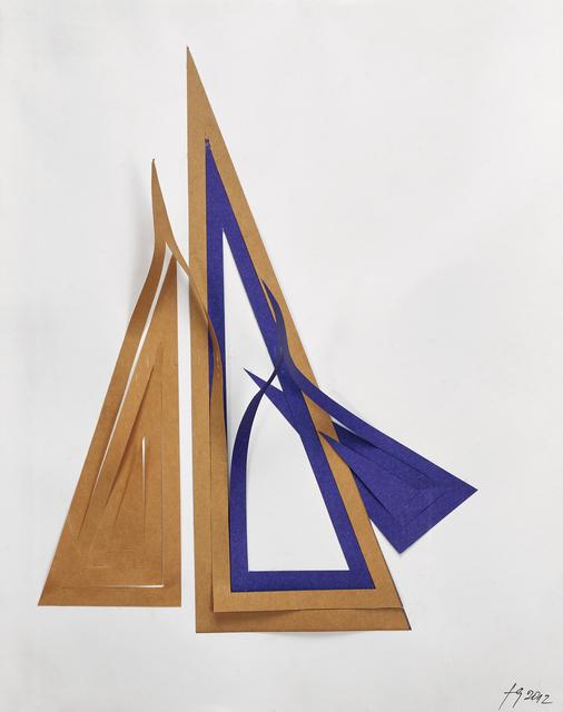 , 'Untitled,' 2012, Dan Galeria