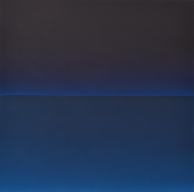, 'Double Negative 7,' 2017, Leslie Sacks Gallery
