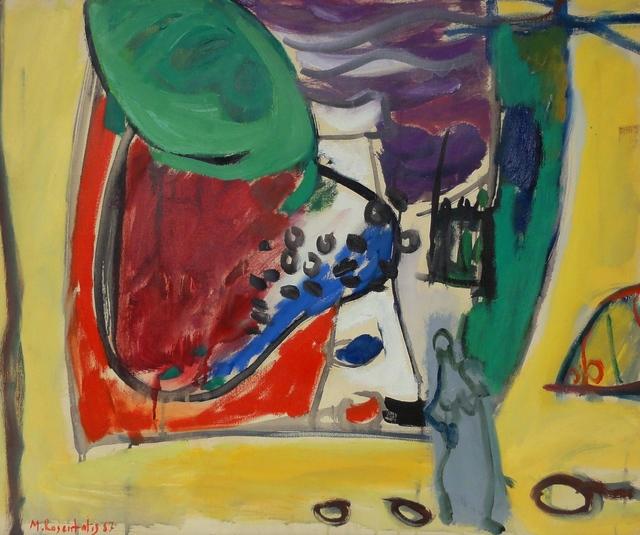 , 'A Street in Safed,' , Eisele Fine Art