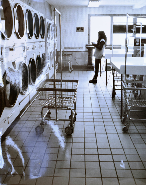 , 'Laundromat,' 2016, Fountain House Gallery