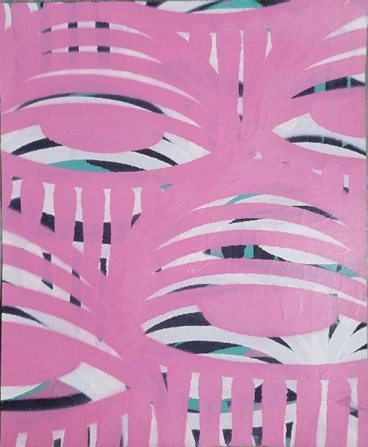 , 'Untitled (Pink/Teal),' 2017, Marcel Katz Art