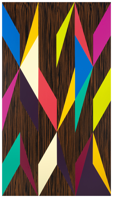 Odili Donald Odita, 'Nka', 2019, Jack Shainman Gallery