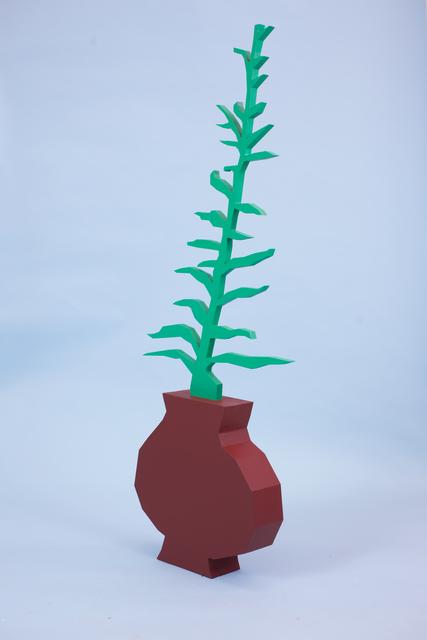 , 'Potted Plant I,' 2018, The Hole