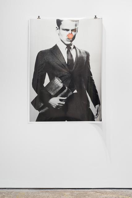 , 'Untitled (Meta-Finger 1),' 2013, PM/AM
