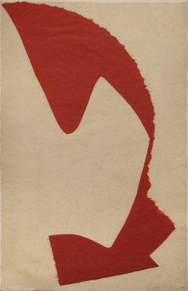 , 'Untitled,' 1964, Washburn Gallery