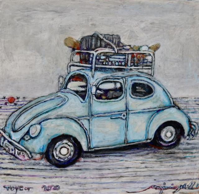 Marjorie Scholl, 'Toy Car', 2020, The Secret Gallery