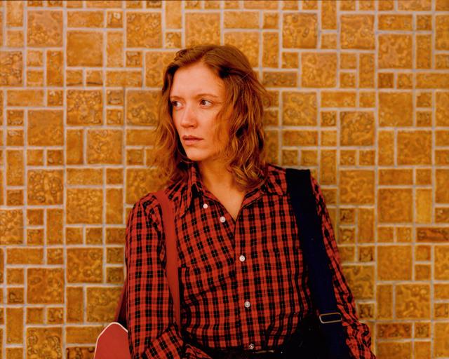 , 'Ginger Shore, Miami, Florida, November 12, 1977,' 1977, Edwynn Houk Gallery