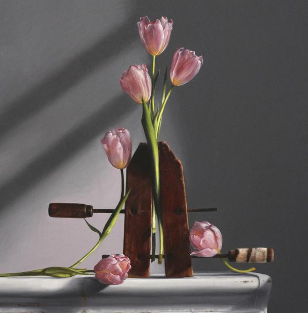 , 'Tulips,' 2019, William Baczek Fine Arts