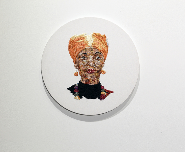 , 'Ilhan Omar,' 2019, Project for Empty Space