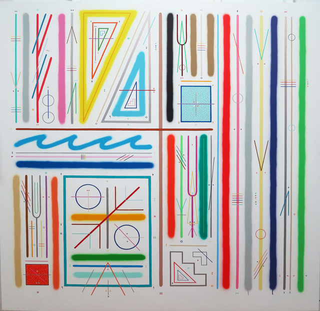 Sixe Paredes, 'Protoescritura', 2018, sc gallery