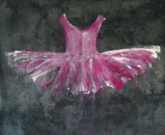 , 'Pink Tutu',' 2016, Galleria Ca' d'Oro