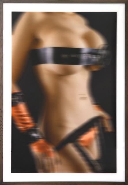 , 'Nudes kp10,' 2011, Lia Rumma