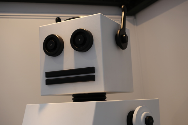 , 'Robot XXL,' 2015, No Galerie