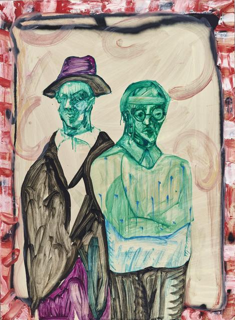 , 'Friends Wearing Glasses,' 2016, Mind Set Art Center