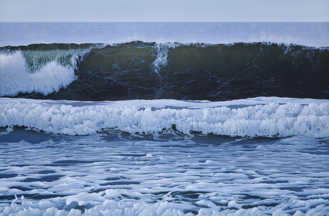 , 'Break at Long Beach,' 2019, Ian Tan Gallery