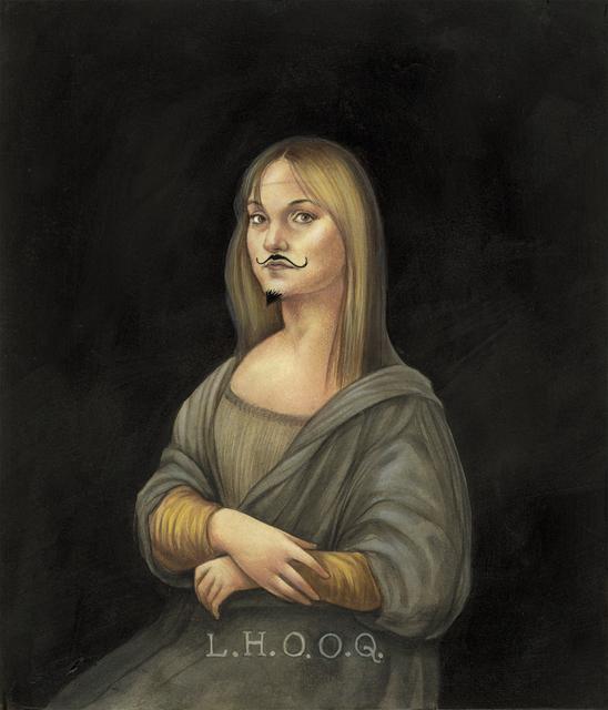 , 'Mona,' , Ro2 Art