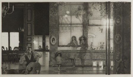 , 'Family Reunion: American Interior I,' 1984, Childs Gallery