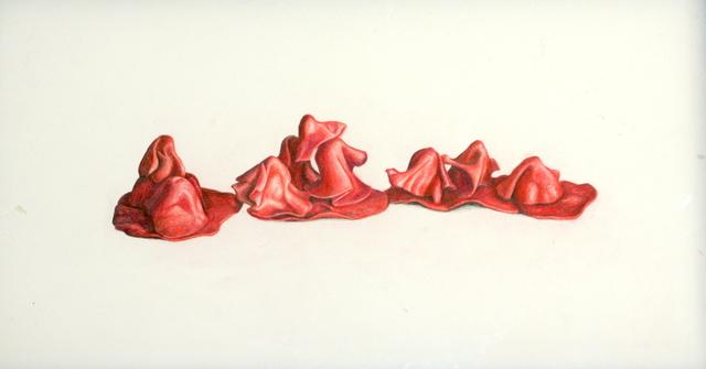 , 'Red stuff,' 2015, Kolja Kramer Fine Arts