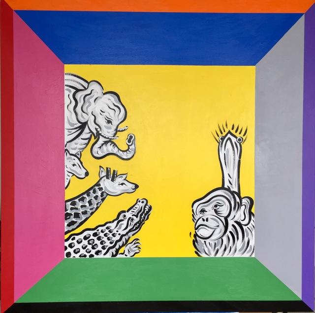, 'Menagerie Sextet,' 2017, Cheryl Hazan Gallery