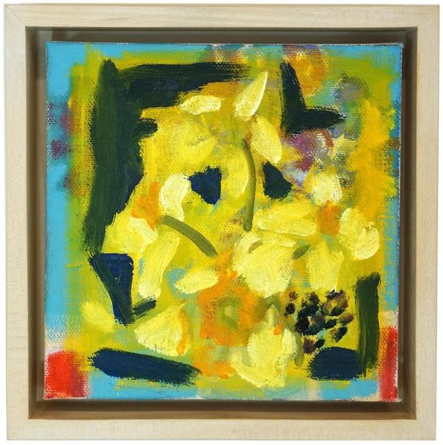 Margaret Tsirantonakis, 'Garden Flowers I', 2018, Prince Street Gallery