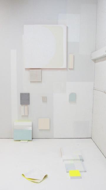 , 'Verges (series),' 2016, Isabel Aninat