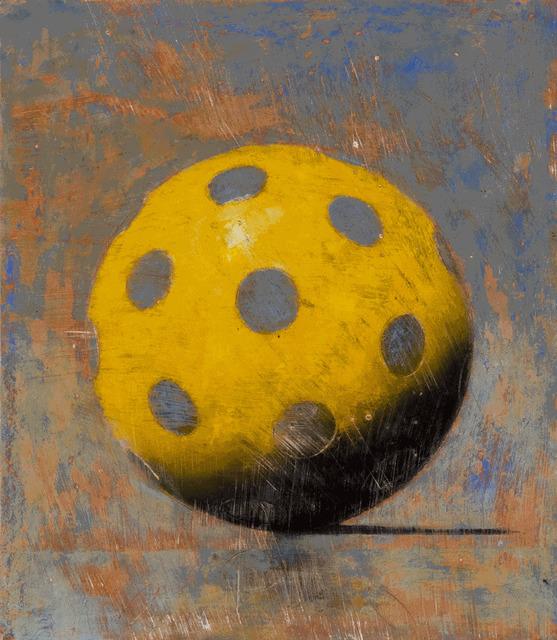 , 'Untitled (Yellow: Light),' 2017, Seraphin Gallery