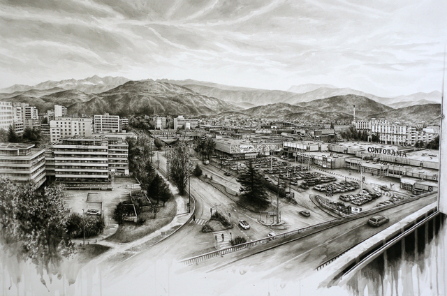 , 'B.A.G Land,' 2014, Lily Robert