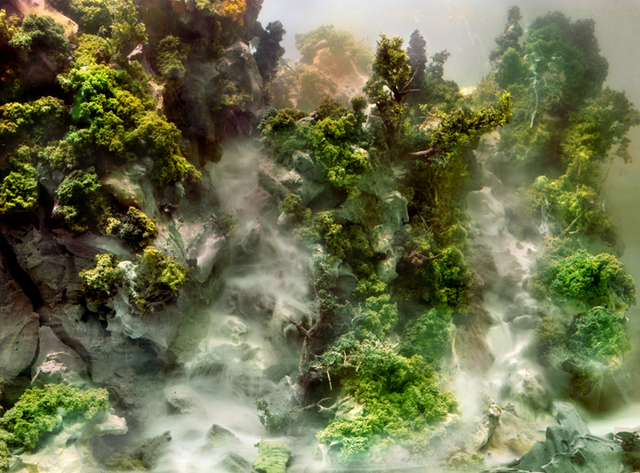 Kim Keever, 'Waterfall 04h', 2010, METHOD & CONCEPT