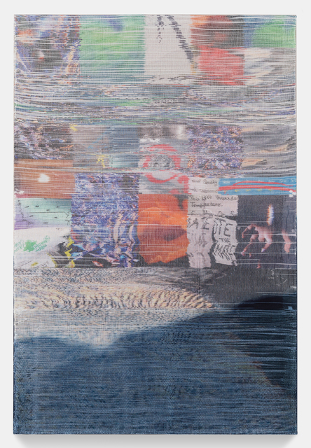 , 'Thursday Temperature,' 2019, Jessica Silverman Gallery