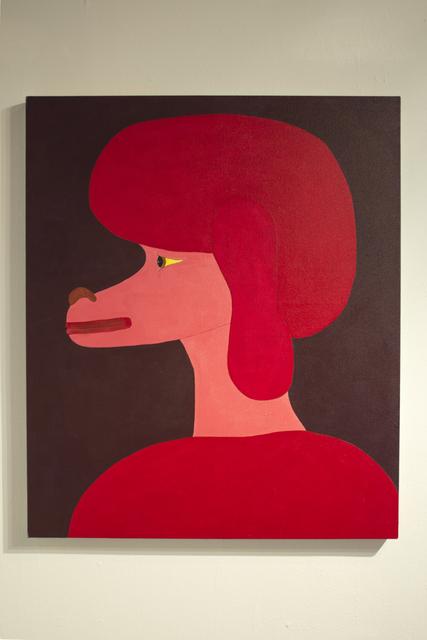 , 'Sylvia,' 2015, Pablo Cardoza Gallery