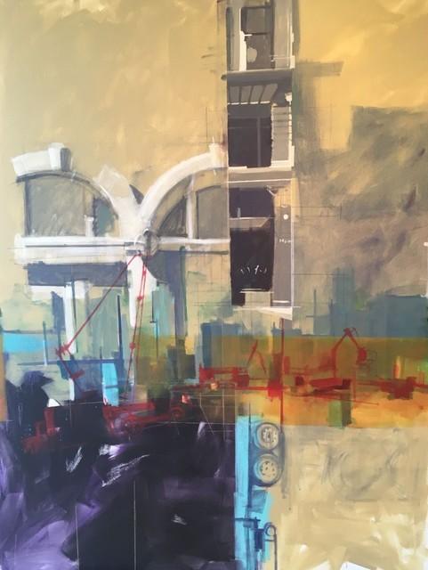 , 'The Wilson Building 2,' 2016, Ro2 Art