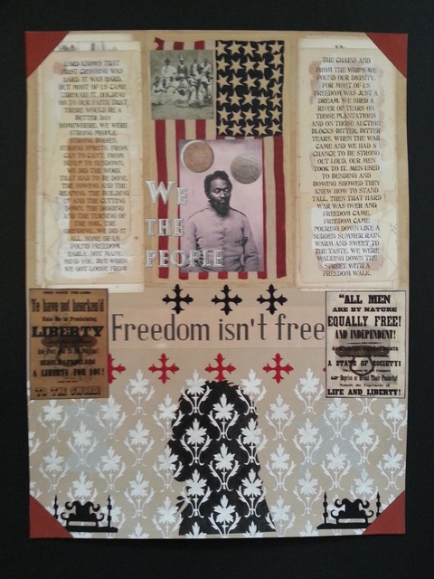 , 'Freedom Isn't Free,' , Zenith Gallery