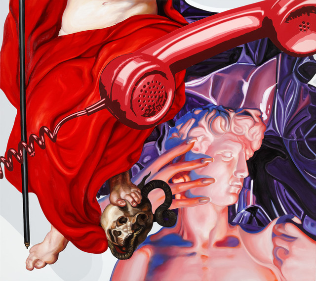 , 'Phone,' 2017, DSC Gallery