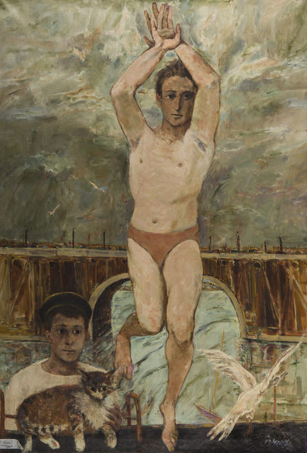, 'The Diver,' 1953, Childs Gallery