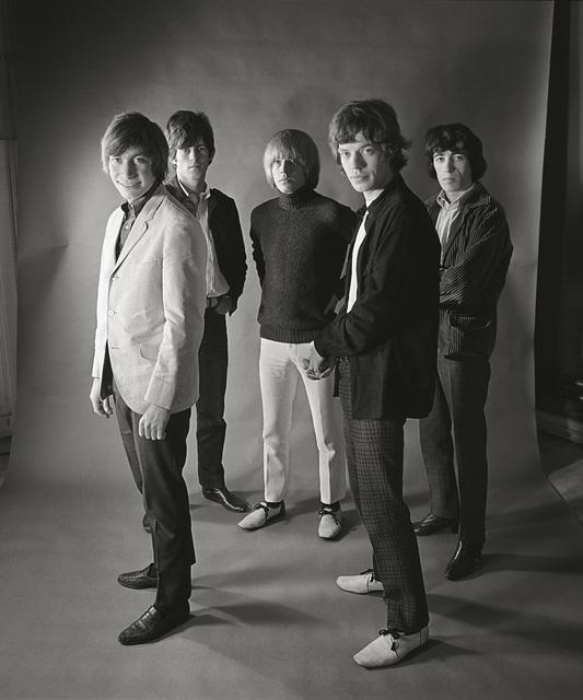 , 'The Rolling Stones, 1965 - Mason's Yard,' 1965, TASCHEN