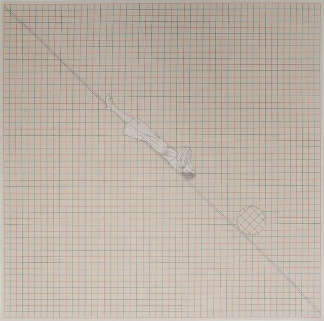 , ' Problema de álgebra con dos incógnitas,' 2014, Galería Sextante